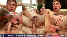 Kayden Gray & Issac Jones