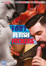 Foot Fetish Fuckers DVD