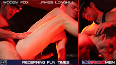 Woody Fox & James Longhill