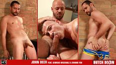 John Deer feat. Giorgio Arsenale & Bruno Fox