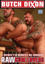 Raw Cum Lovers DVD