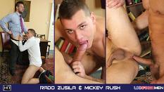 Rado Zusila & Mickey Rush