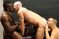 Tony, Black Bull & Ben