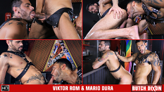 Viktor Rom & Mario Dura