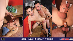 Josh Milk & Dany Romeo