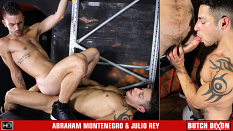 Abraham Montenegro & Julio Rey
