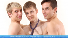 Twink Tourists Fucked Raw By Their Host