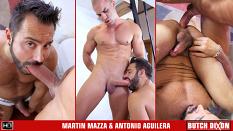 Martin Mazza & Antonio Aguilera