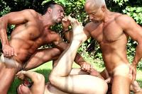 Max Dunhill, Jason Proud & Tony Greco