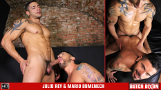 Julio Rey & Mario Domenech