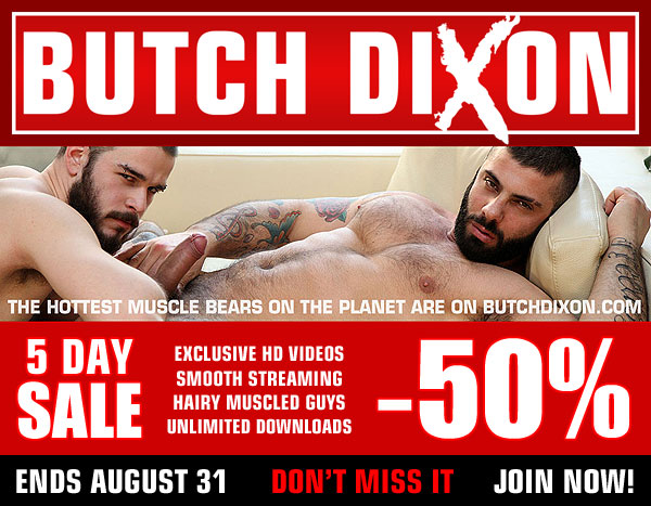 The BUTCH DIXON 5 Day Sale is now on - 50% OFF Monthly Memberships!